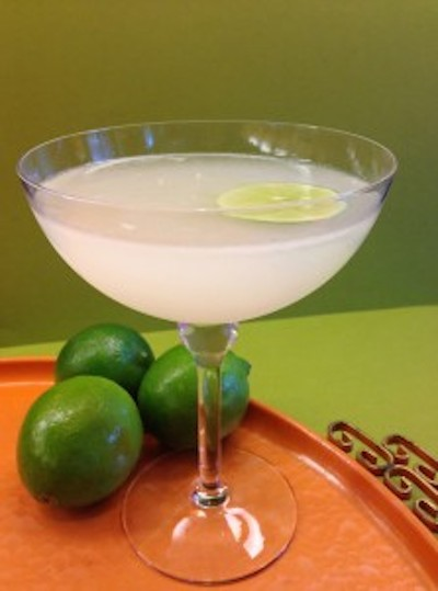 Forget the blender ~ you'll love this shaken Daiquiri ~ truly a classic
